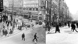 České Times Square: Prvorepublikové Václavské náměstí žilo z vydavatelů a novin
