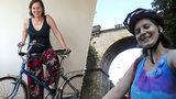 Bojovnice Judita (37): Kvůli rakovině jí museli vyměnit kyčel, přes bolest dál jezdí na kole