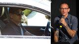 Kapela Linkin Park se sjela na místo smrti! Nechutný tweet z účtu vdovy šokoval fanoušky