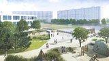 Praha chce zvelebovat sídliště: Investovat má 300 milionů do vnitrobloku na Černé Mostě