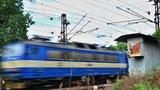 Kadaní projel vlak bez strojvedoucího: Zastavil až po dvou stanicích