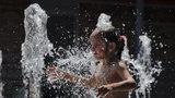 Vítaná zpráva pro pankrácké obyvatele. V tamním parku zřídili fontánu s brouzdalištěm