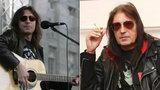 Rocker Aleš Brichta: Zakázali mu zpívat!