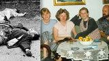 Lužaičovi prchali před válkou v Jugoslávii: Na ulicích ležely i mrtvé děti