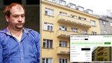 Hvězda kriminálky Anděl Marek Taclík: Přichází o byt! Exekuční dražba!