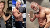 Pták šedivák: Fitness nadšenec Pavel (35) se snaží vypadat dvakrát tak starý, jeho manželka to miluje