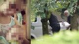 Pohřeb obětí masakru v Bělohradu: Filípkovu (†2) rakev hlídal plyšák