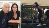 Heidi Janků první koncert po smrti manžela proplakala: Tušila jsem, že to bude těžké, ale ne až tak!