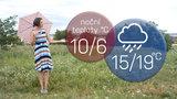 Počasí s Honsovou: Léto dalo Česku vale, o víkendu přijde ochlazení a bouřky