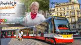 """""""Pražská MHD by měla být sexy"""": Nová kampaň láká do veřejné dopravy, cílí na emoce"""