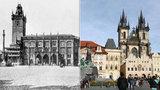 """Mariánský sloup na """"Staromáku"""" budí emoce: Je to symbol utlačování Čechů?"""