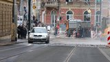 Víkendové omezení tramvají: Začne mezi Albertovem a Nuslemi, přejde k Výtoni