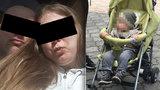 Míšu (1,5) týrá máma Veronika s přítelem, říká sousedka Simona. Soud je poslal do vězení