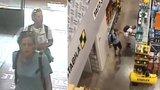 Emancipace mezi zlodějkami? Dvě ženy kradly v obchodě vrtačku a brusku