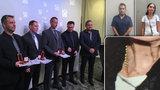 Narkomani brutálně okradli seniorku: Praha 1 ocenila kriminalisty, kteří je dopadli