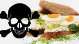Šokující odhalení testu Blesku: Vaječná pomazánka s jedem!