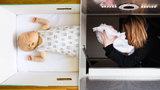 Nešťastná maminka odložila Andrejku do babyboxu: K miminku přiložila dopis!