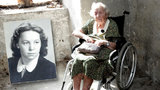 Zdenu (96) věznilo gestapo: Po 77 letech se vrátila do své cely na Cejlu
