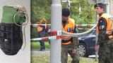 Výbuch granátu ve Vyškově: O úmrtí nadporučíka kolega mlčí, ze šoku prý oněměl!