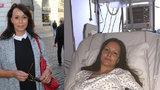 Další rána pro Heidi Janků: Kamarádka (39) skončila s mrtvičkou na JIP!