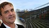 Devět domů za fotbal v Lužánkách: Brno-střed po nátlaku lidí výměnu zamítlo, magistrát ji ale hodlá protlačit