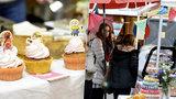 """Mlsné jazýčky se sešly v Hybernské. Prague Winter Sweet festival lákal na """"zimní"""" sladkosti"""