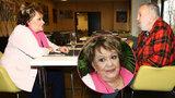 Jiřina Bohdalová v Alzheimer centru: Potkala se tam s exmanželem!