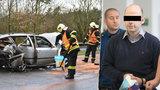 Vybržďovač z D10 zabil miminko: Půjde na 9 let do vězení!