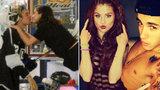 Justin Bieber a Selena Gomez znovu přistiženi spolu: Líbačka na hokeji!