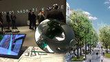 Zbrusu nová čtvrť: Obyvatelé se díky virtuální realitě mohou budoucím Smíchovem projít už teď