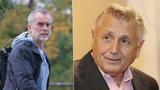 Jiří Menzel (79) dál bojuje v nemocnici o život: Zapojil se také táta Brabec!