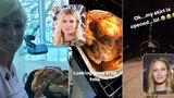 Slavní si užívali Den díkuvzdání: Belohorcová pekla dva krocany, Vojtová se nacpala k prasknutí