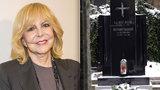 Hanka Zagorová prozradila: Proč a komu koupila hrob!