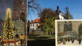Jak se slavily Vánoce v Praze před 100 lety? Vývoj slavení svátku připomíná výstava