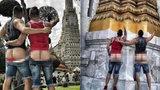 Za fotku nahého zadku až 5 let v kriminále! Turisty vyjde sranda v Thajsku draze