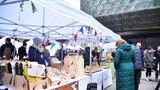 Originální dárky na poslední chvíli? Dyzajn market míří na náměstí Václava Havla