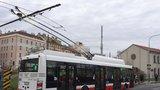 Trolejbusy se vrací do ulic Prahy. Od července budou součástí městské hromadné dopravy