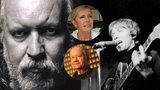 Náhlá smrt kytaristy Blue Effectu Miloše Svobody: Vondráčková promluvila o emigraci a životě s tanečnicí