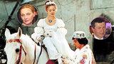Tajemství Popelky: Šafránková dostala roli díky těhotenství