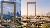 Další »hogo fogo« stavba v Dubaji: Honosný rám do nebes!