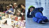 Užijte si Prahu bez peněz: Na výstavu, meditaci i za sportem