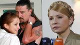 Bývalý zeť Tymošenkové zemřel v Praze! Zpěvák Sean Carr (†49) podlehl vnitřnímu krvácení