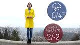 Počasí s Honsovou: Česko se dočká o víkendu konečně sněhu. Radost mu ale vydrží jen pár hodin