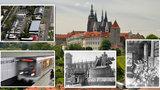 Praha v roce 2018: Tahle výročí si letos hlavní město připomene