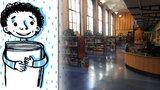 Mezi dětskými čtenáři vede Ústřední knihovna, kromě knih nabízí i koutek pro youtubery
