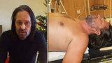 Pomeje po operaci rakoviny hrtanu: Nesmí polykat ani sliny