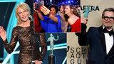 Předávání ocenění SAG: Nicole Kidman v horečkách a dojatý herecký veterán Gary Oldman