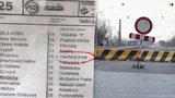 To se (ne)povedlo! Nové jízdní řády MHD matou Pražany, nepočítají s uzavírkou Libeňského mostu