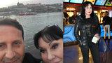 Dáda Patrasová opět bez milence: Sama jako kůl v plotě dorazila do kina