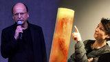 Dvouhlavé tele a Ježíš v plodové vodě: Šokující výstava Daniela Pešty řeší otázku determinace člověka